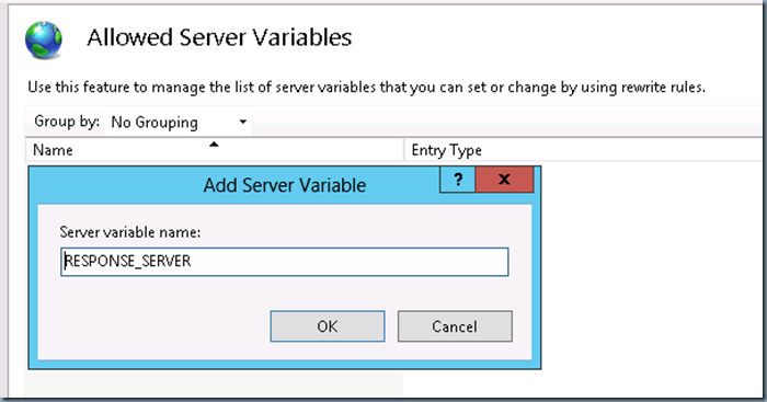 Hiding -or- Removing IIS Server Details from its HTTP
