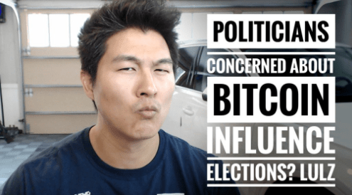 Politicians Concerned Crypto can Influence Elections – Should Focus on Firing Politicians Instead