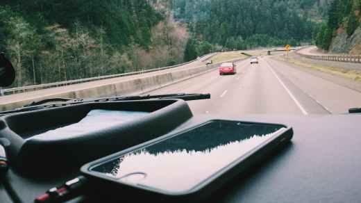 'Siri, I'm getting pulled over'