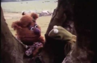 Muppet Movie 1979 camera test: The banter is so hilariously improvised.