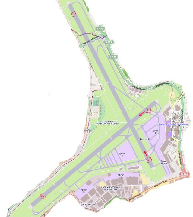 Flughafen-Fuhlsbüttel