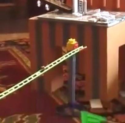 Graham Cracker Smacker Rube Goldberg