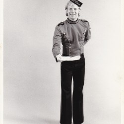 Age 23, Singing Telegram star