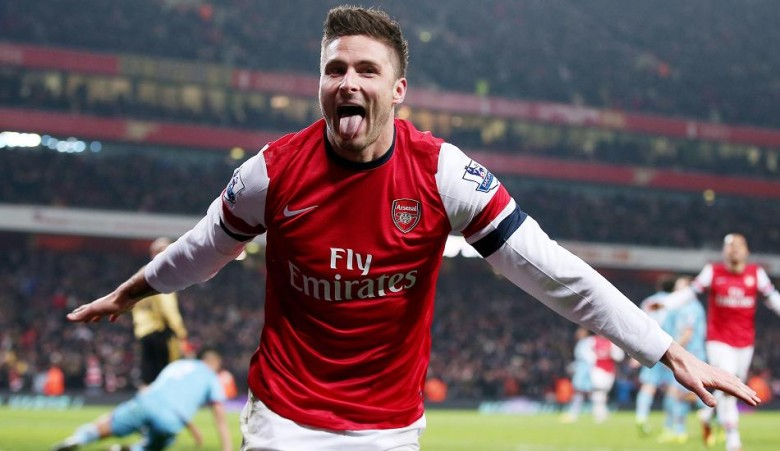 Giroud is due - The Openner?