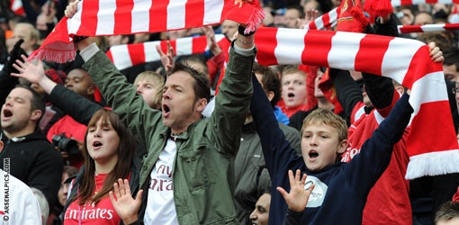 From father to son a Gooner