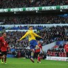 Aaron Ramsey scores a brace against his old Club