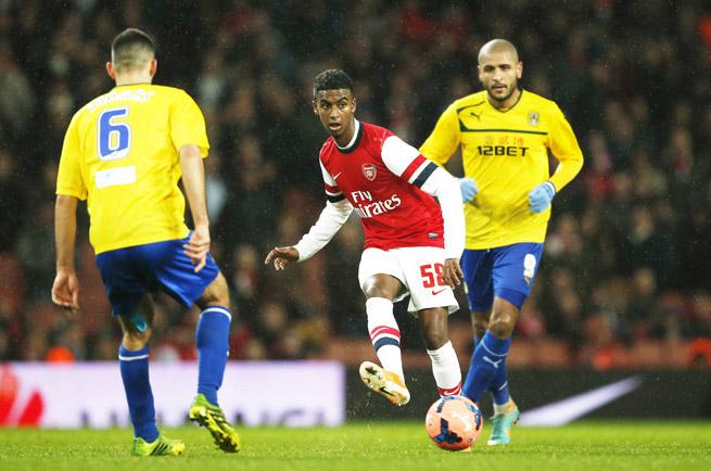 Zelalem debut at last
