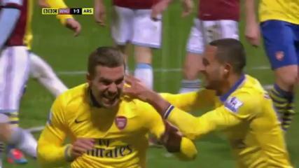 Podolski is back!!