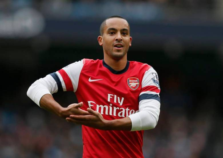 The only positive v City was Theo