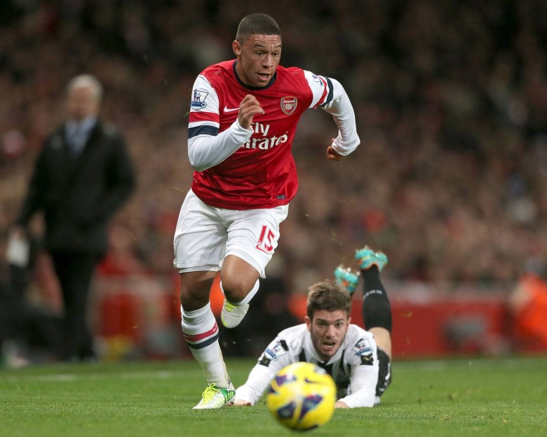 Ox needs to be playing right now