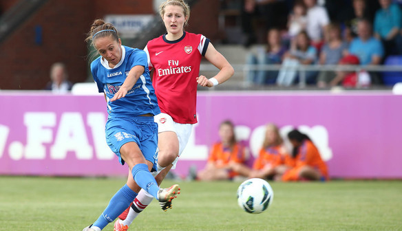 Birmingham 1-0 Arsenal Ladies 02