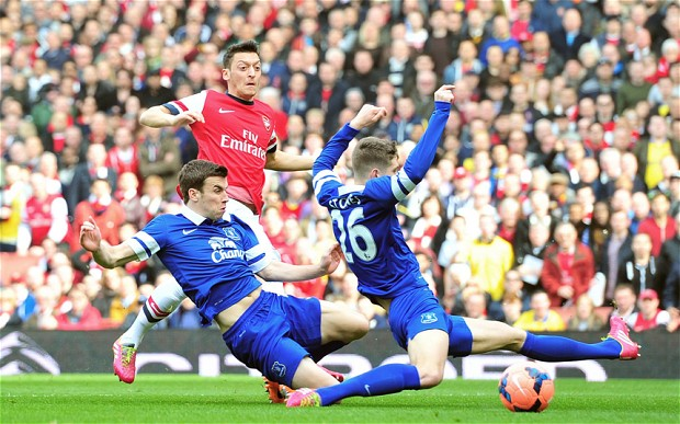 Ozil Everton