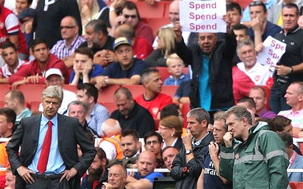 Wenger won't be pushed into paying over the odds