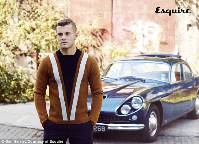 It's Time To Drive, Jack Image Credit: Ben Harries/Esquire