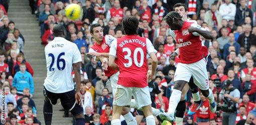 Bac v Spurs or Arsenal Spurned?