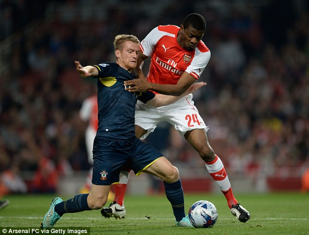 There are reports that Diaby is about to be offered a new contract at the club
