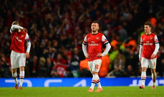 Arsenal-Concede