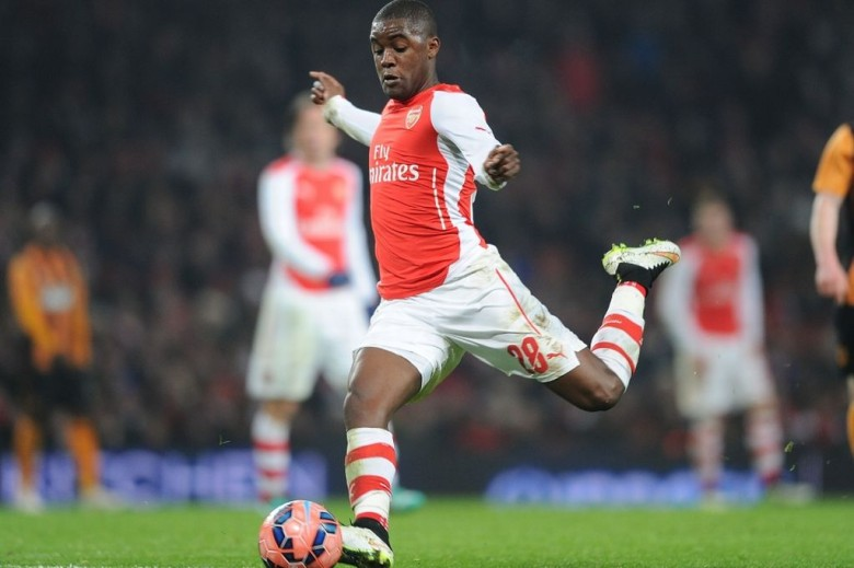 With Poldi and Sanogo going a role for Joel?