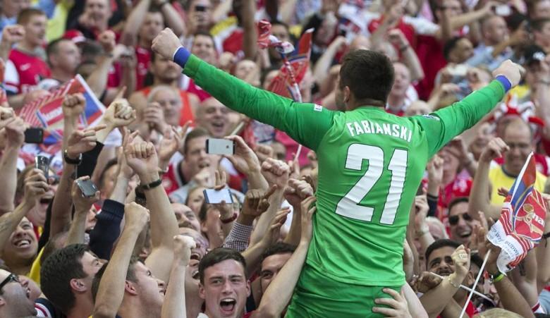 Wembley Hero 2014