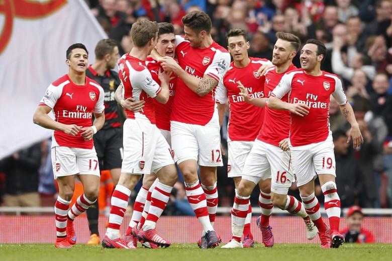 Arsenal 4-1 Liverpool