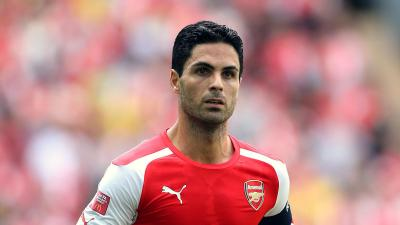 Arteta the only unexpected absentee against Reading
