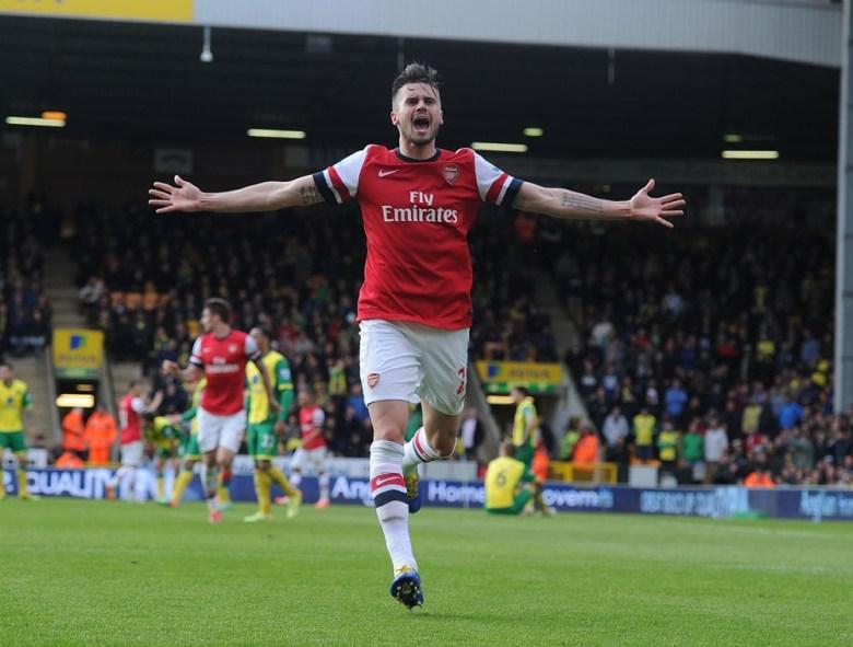 Jenkinson scores against Norwich.