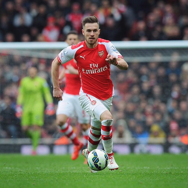 Ramsey shined on the right - A master stroke