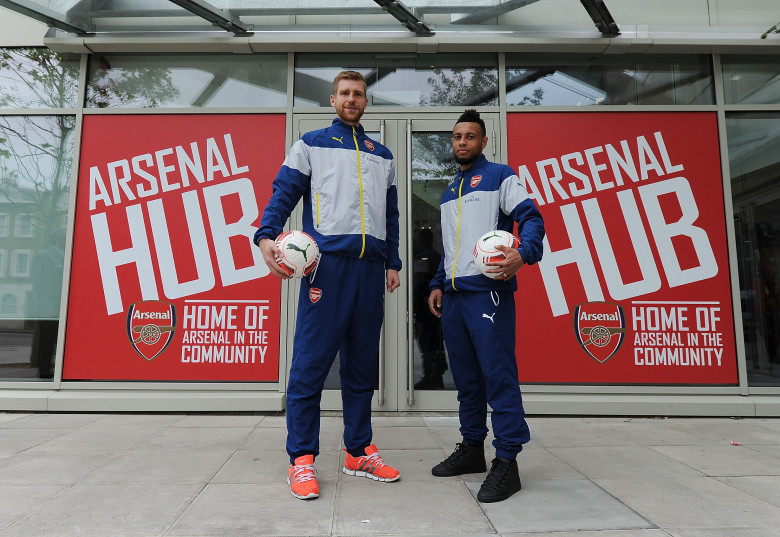 Arsenal Community Hub at Emirates Stadium