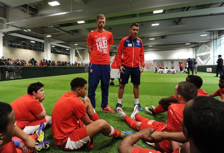 Arsenal Community Hub at Emirates Stadium