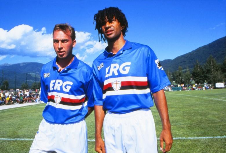 Captured from Sampdoria