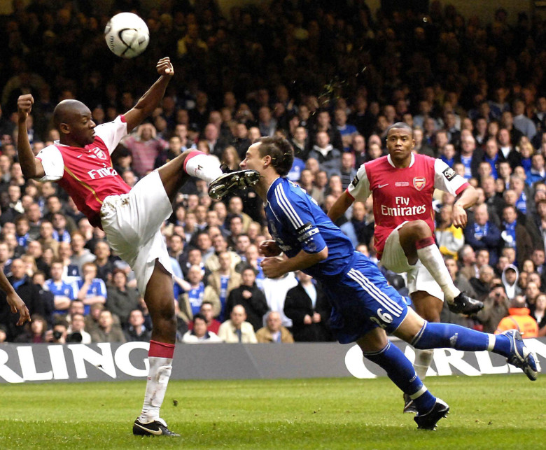 Diaby single-handedly kicking racism out of football