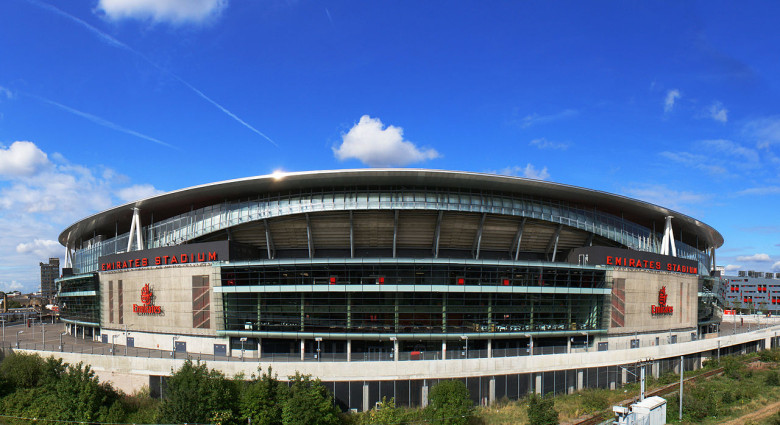 Some people have statues. Wenger has a stadium