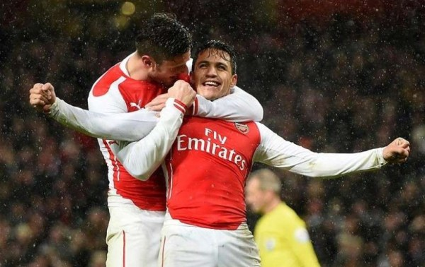 No coincidence Arsenal always finish in top 3 when we have prolific forward(s).
