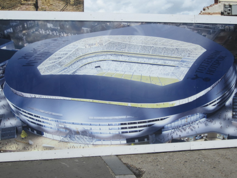 Why do Spurs need a new stadium? They won't fill it