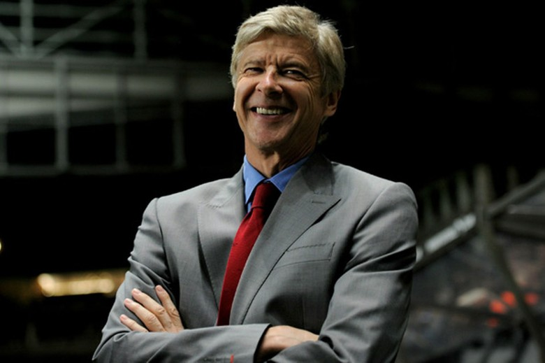 Arsene Wenger - The ultimate developmental manager has reached his 'Graceland'