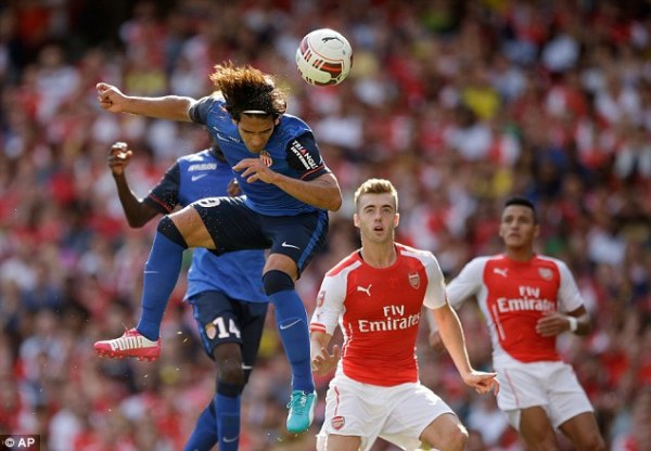 The turning point was the loss to Monaco at the Emirates...