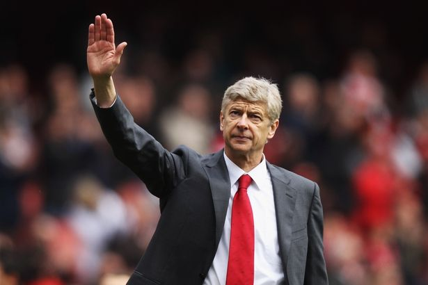 Like it or not, one day he will wave goodbye to his legacy at Arsenal.