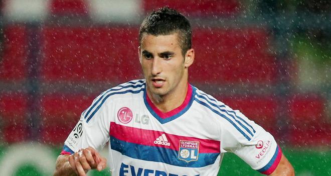 Lyon captain Maxime Gonalons would provide good DM cover