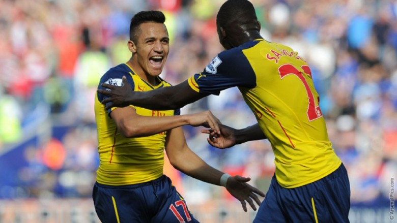 Can Alexis get off the mark vs Leicester again?