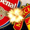 Arsenal vs United