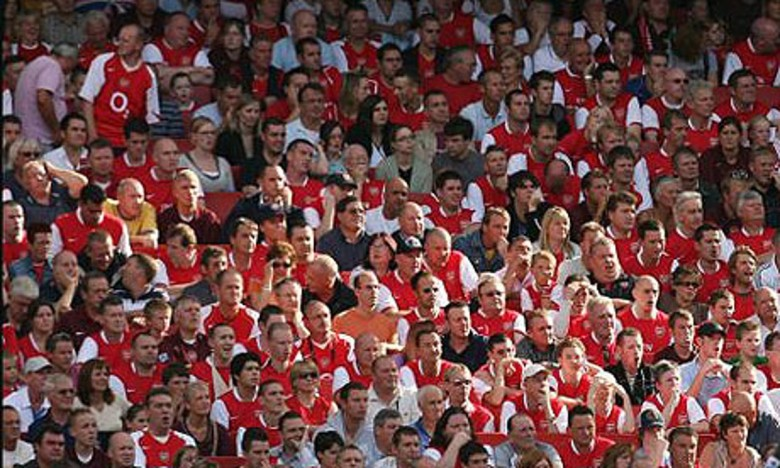 Fans not shareholders