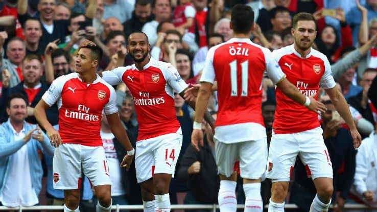 Happy Gunners
