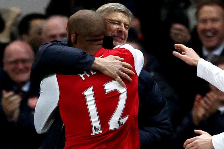 2 men who just love our club