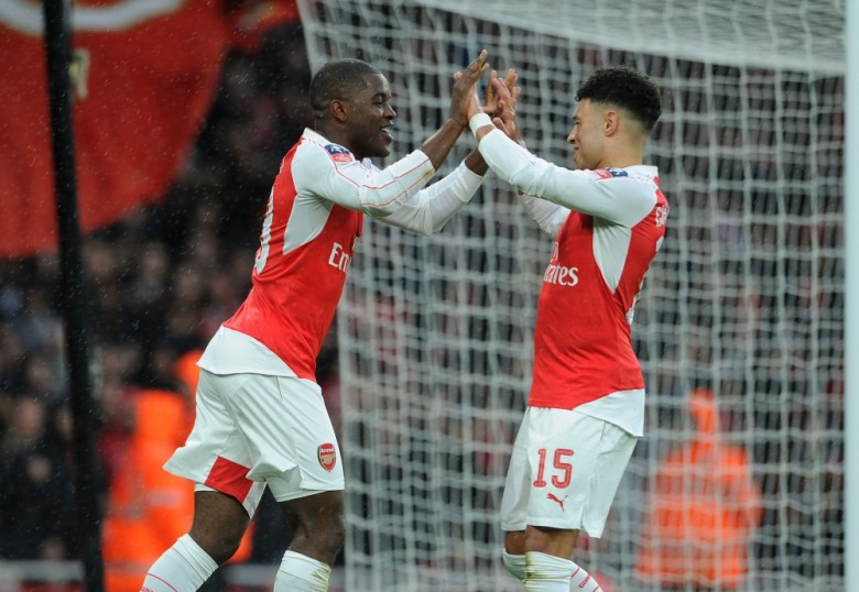 Campbell and Ox