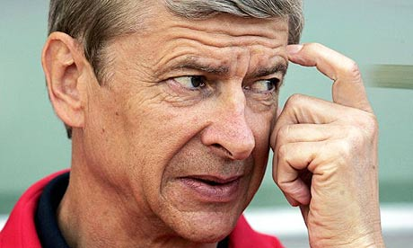 Wenger is a smart guy