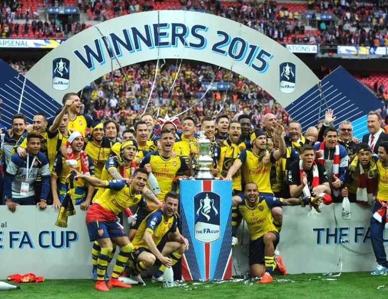 Full tilt at FA Cup