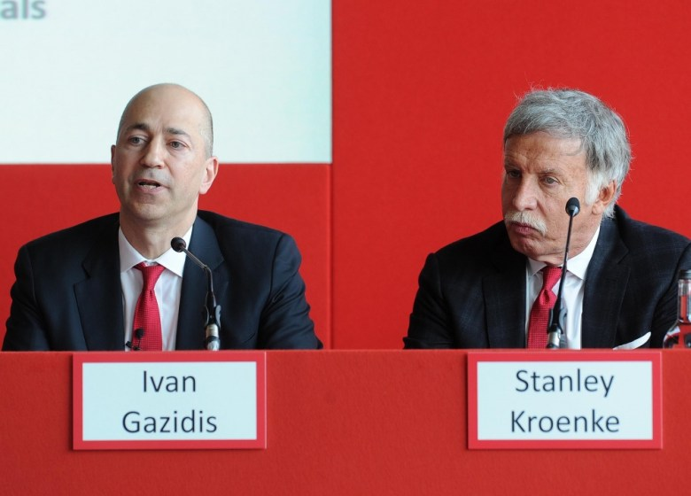 Gazidis and Kroneke are experts at deflecting blame