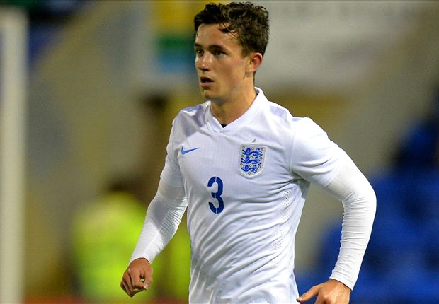 Ben on England duty for Southgate's team