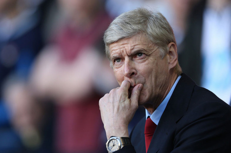 Arsene Wenger presser