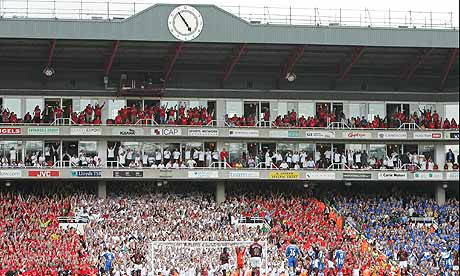 The Famous Clock End